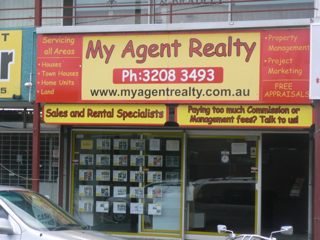 My Agent Realty